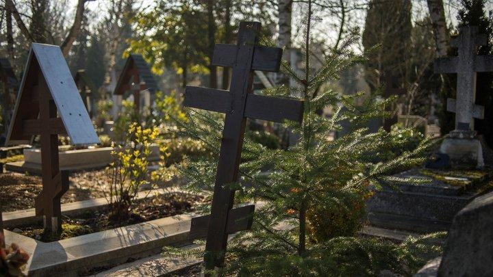 Мертвого мужчину нашли на кладбище на северо-востоке Москвы