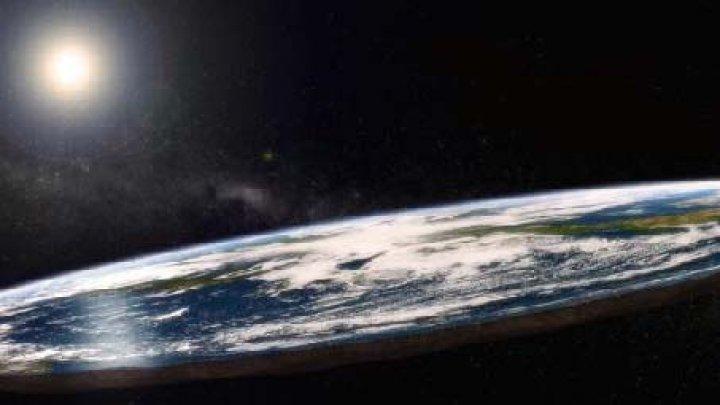 Житель америки собирается полететь вкосмос и обосновать, что Земля плоская