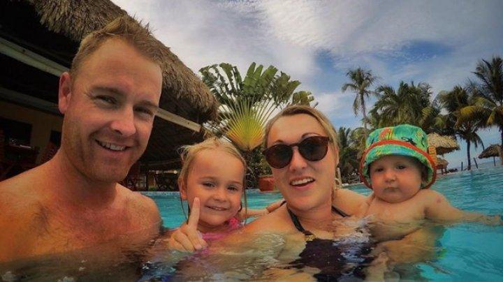 Британка использовала отпуск по уходу за ребенком для путешествий