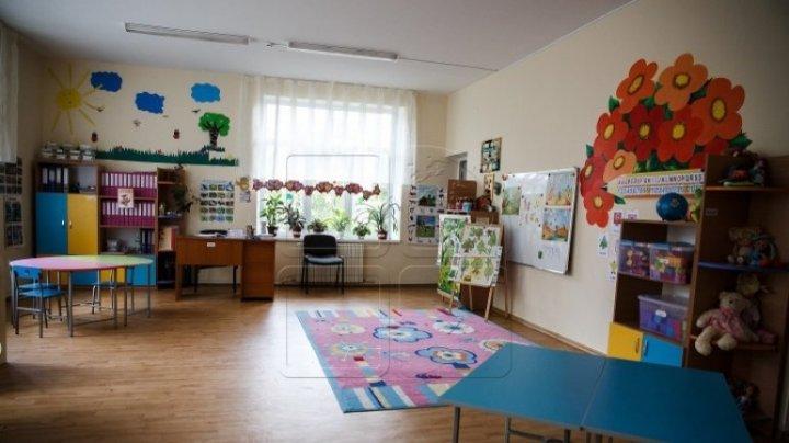 В селе Замчожи Страшенского района обновили дошкольное учреждение