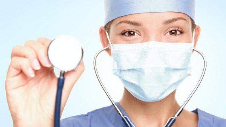 Медсестер в Южной Корее заставили оголиться перед чиновниками (18+)