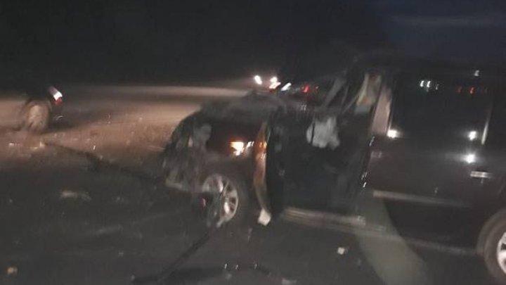 Легковушка столкнулась с грузовиком на Скулянке: два человека серьёзно пострадали