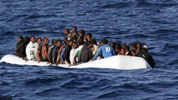 Вморе около Греции ищут судно смигрантами