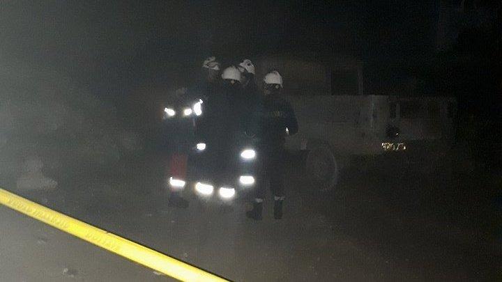 Трагедия в Криулянах: троих человек завалило камнями на известняковом карьере (фото)