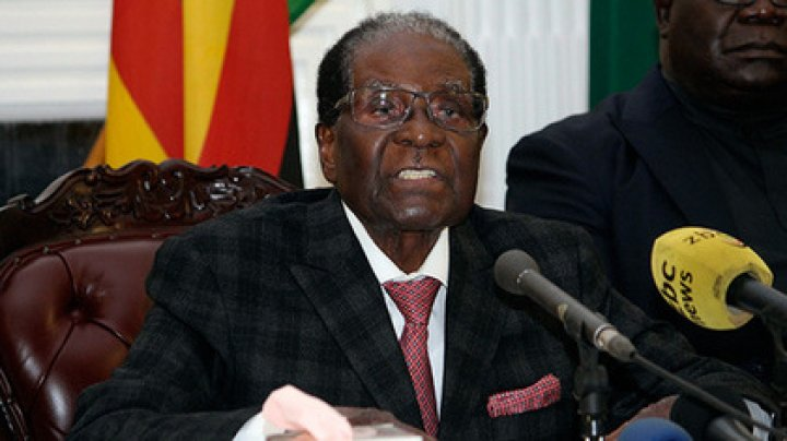 Президент Зимбабве Мугабе подал вотставку