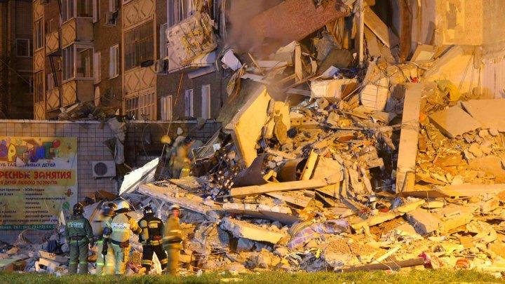 После обрушения дома в Ижевске началась волна звонков о «минировании»