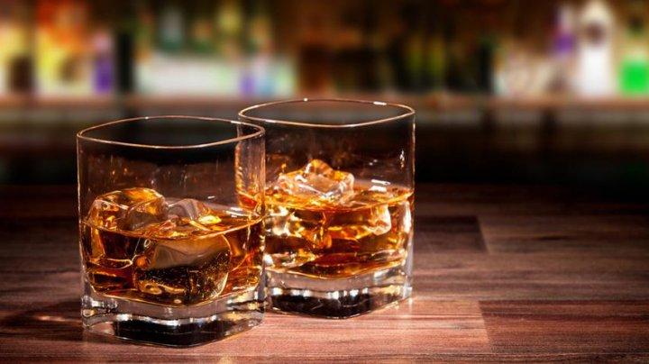 Воры вынесли из магазина элитный виски на 673 тысячи евро