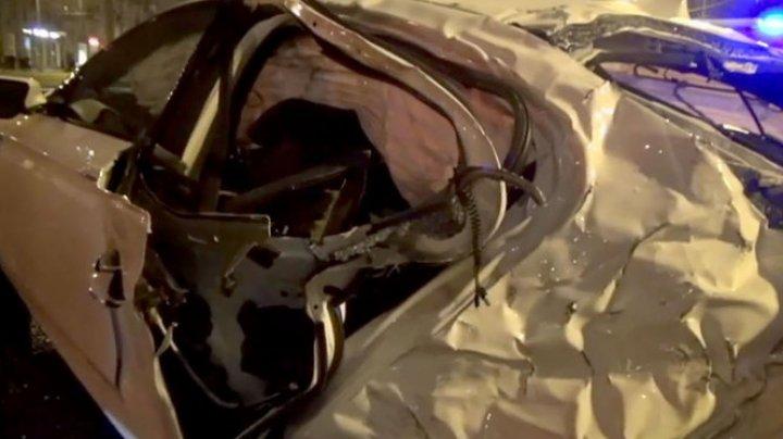 На высокоскоростной трассе в КНР столкнулись 30 авто, 7 человек погибли