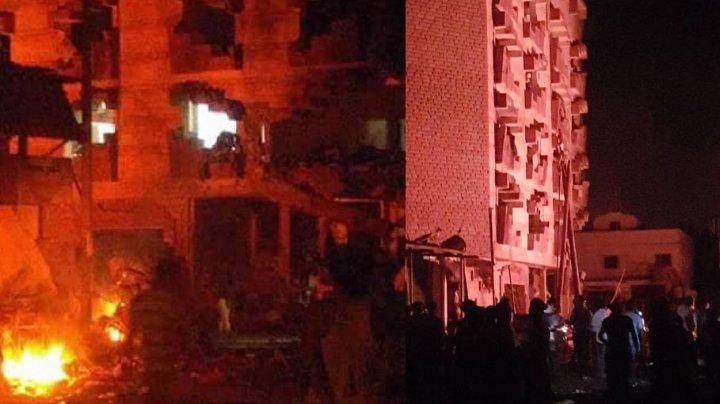 В Йемене подорвано правительственное здание, есть жертвы