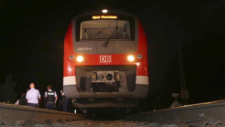 Под Дюссельдорфом столкнулись два поезда, минимум 50 человек пострадали
