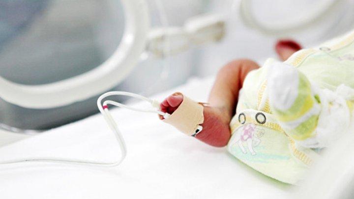 В Екатеринбурге врачи прооперировали ребенка в утробе матери