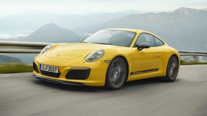 Porsche 911 превратится в гибрид через несколько лет