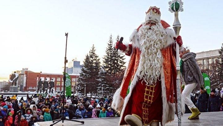 """Дед Мороз решил выпустить свою криптовалюту - """"дедульки"""""""