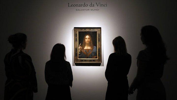 Самую дорогую картину да Винчи выставят в эмиратском Лувре