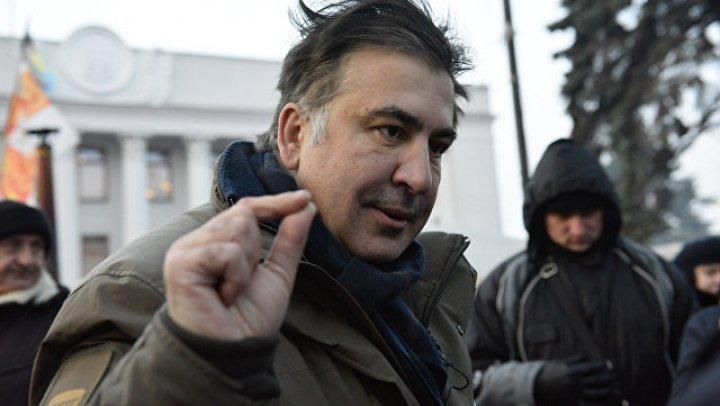 СМИ: Саакашвили подал в суд на генпрокурора Украины