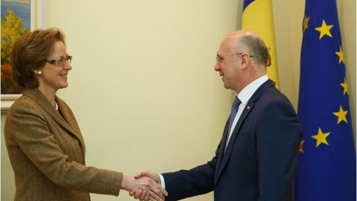 Премьер Павел Филип и Посол Германии вновь заявили о готовности к двустороннему диалогу