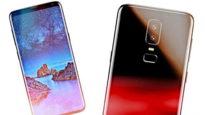 В Китае выпустили дешевый клон Samsung Galaxy S9