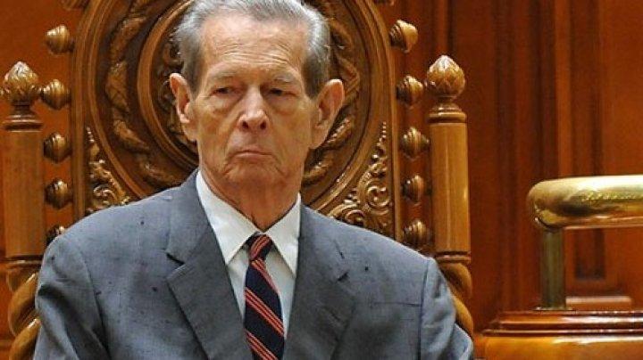 Посольство Румынии в Кишиневе откроет книгу соболезнования в память о Короле Румынии Михае I