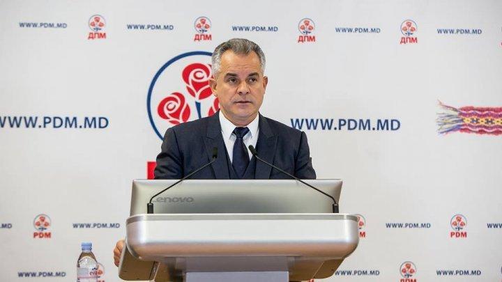 Влад Плахотнюк: Работа ДПМ будет сосредоточена на заботе о гражданах страны