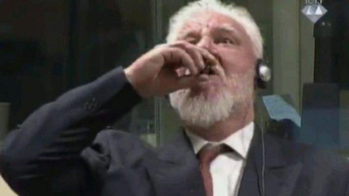 Раскрыта последняя воля выпившего яд генерала