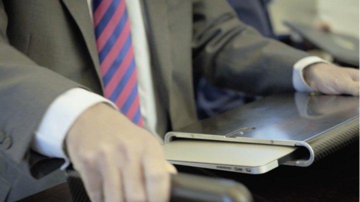 В США придумали пуленепробиваемый чехол для ноутбука
