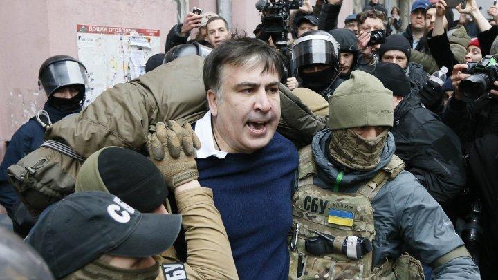 """""""Это незаконно"""": Мать Саакашвили прокомментировала задержание сына"""