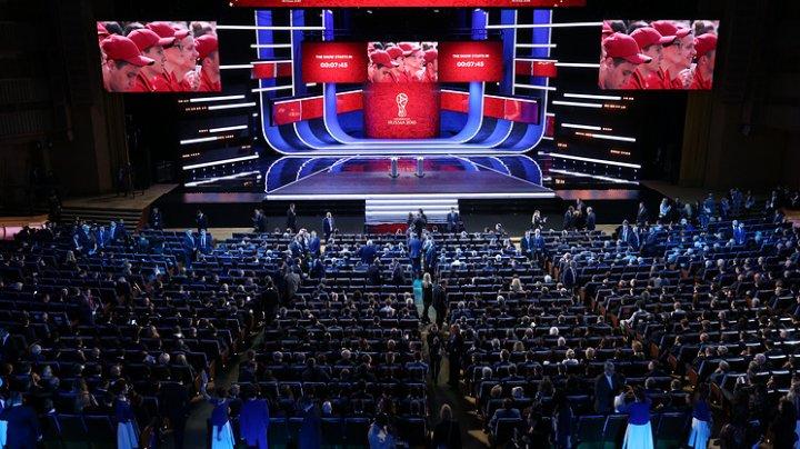Стали известны итоги финальной жеребьевки чемпионата мира по футболу 2018