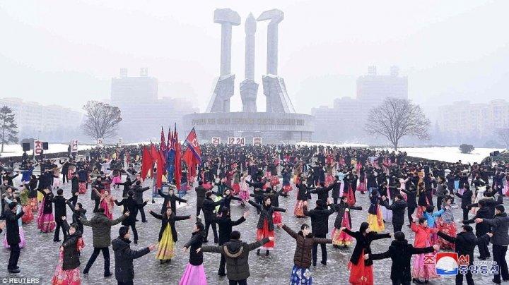 В КНДР с размахом отпраздновали столетие бабушки Ким Чен Ына