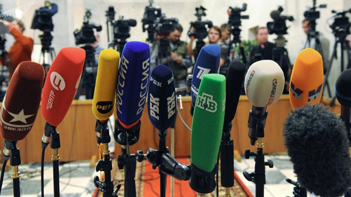 Парламент Молдавии принял закон, ограничивающий вреспублике русские  СМИ