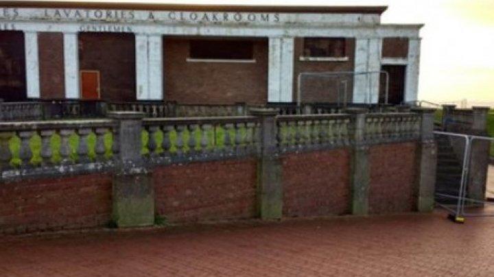 Британцы превратят старый туалет в ресторан