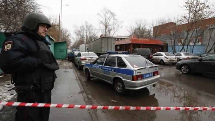 Бывший директор московской кондитерской фабрики открыл стрельбу на предприятии