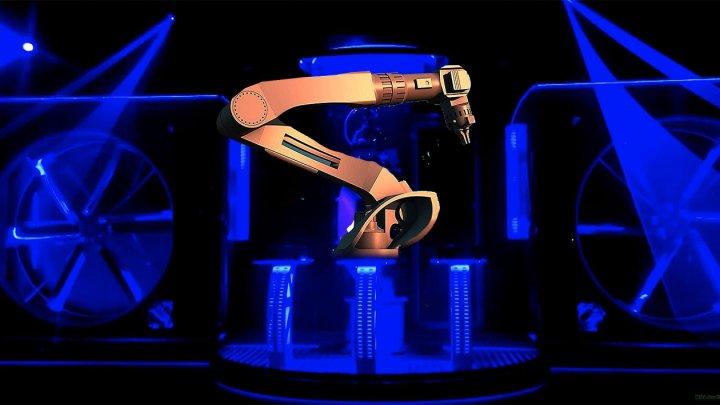 Робот-диджей впервые сыграл перед зрителями: видео