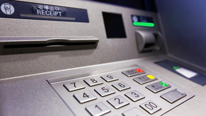 """""""Улетевший"""" при похищении банкомат в Черноголовке попал на видео"""
