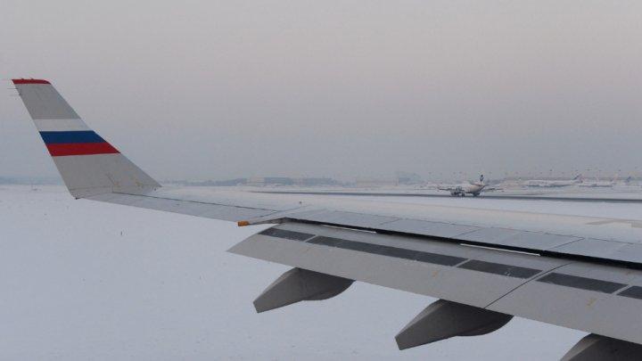 Из-за непогоды в аэропортах Москвы задержаны или отменены почти 40 рейсов
