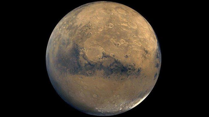 Учёные поделились новой версией происхождения Марса