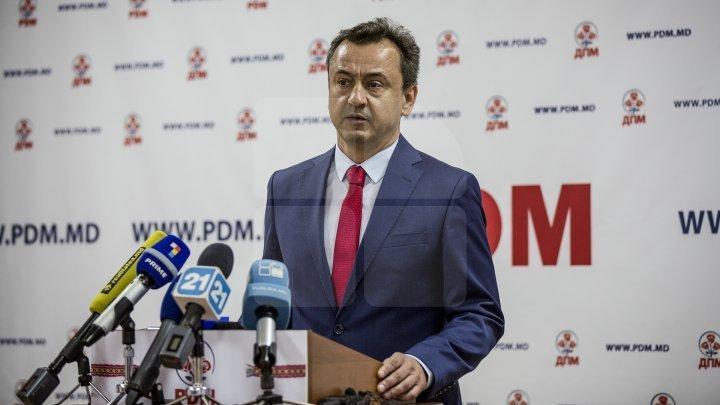 Виталий Гамурарь прокомментировал резолюцию ДПМ в эфире ток-шоу Fabrika