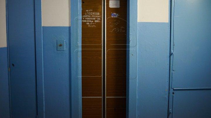 Столичные лифты со сроком службы свыше 43 лет заменят в 2018 году