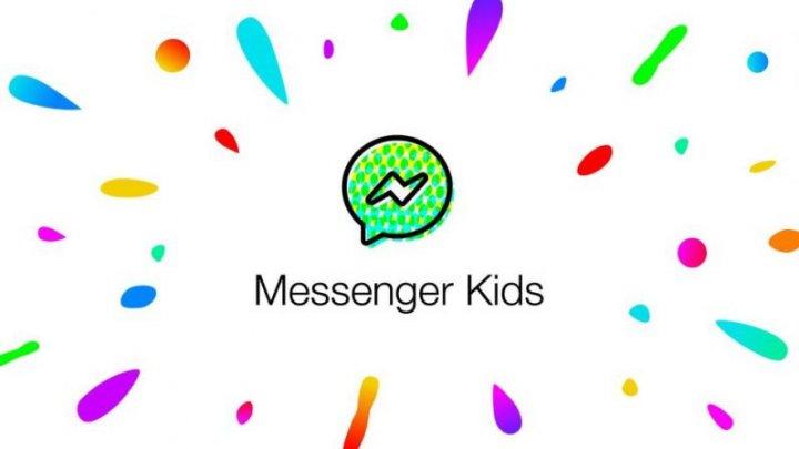Facebook выпустил специальный чат для детей- Messenger Kids