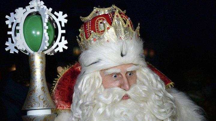 Дед Мороз опроверг информацию о намерении выпустить свою криптовалюту