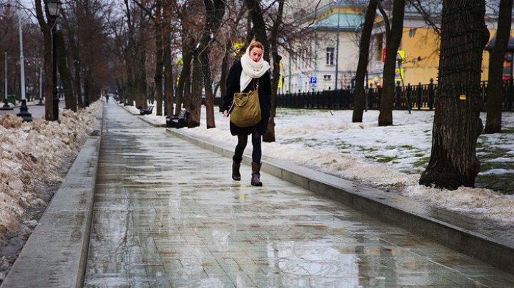 В Москве установлен второй за сутки температурный рекорд