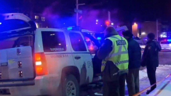 В Торонто прогремели выстрелы, найден мужчина с огнестрельными ранениями