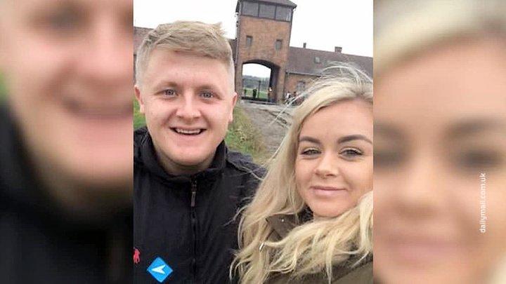 Фотографии британских туристов стали поводом для громкого скандала