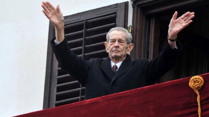 Прошлый  монарх  Румынии скончался на97-ом году вжизни вшвейцарской резиденции