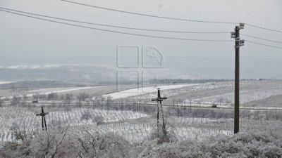 160 населенных пунктов из 15 районов до сих пор обесточены из-за прошедших снегопадов