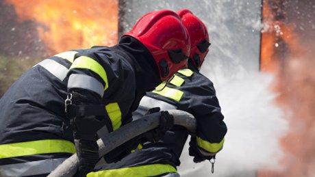 На Алтае цистерны с соляркой взорвались из-за сторожа с болгаркой: видео