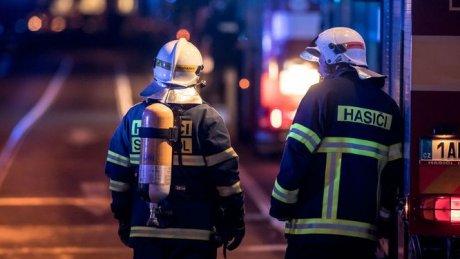 Количество погибших в результате пожара в гостинице в Праге возросло до трех человек