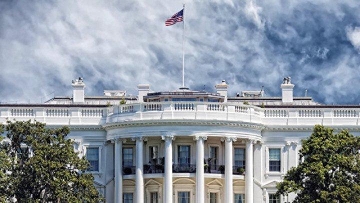 Возле Белого дома задержали человека с заряженным пистолетом