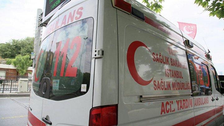В Турции произошло три крупных ДТП с участием автобусов
