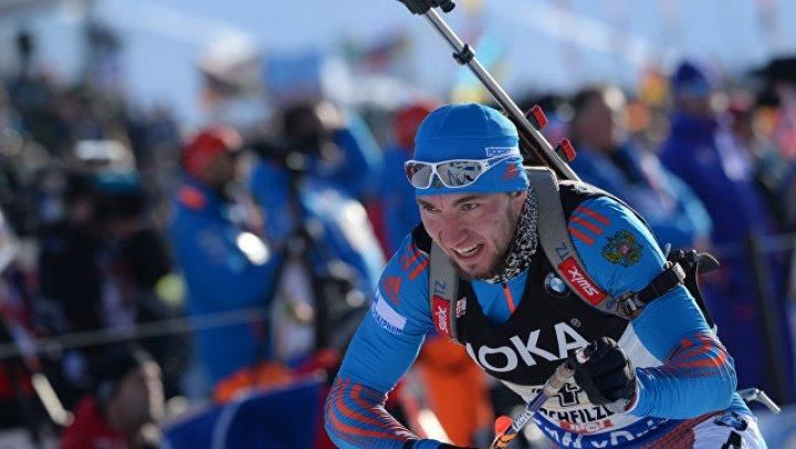 Отстраненный от Игр биатлонист Логинов стал чемпионом Европы