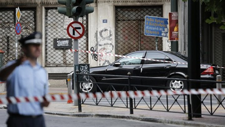 Россиянин задержан в Афинах по подозрению в терроризме